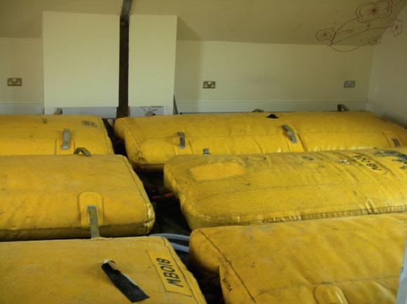 Guidance on Long Span Composite Floors