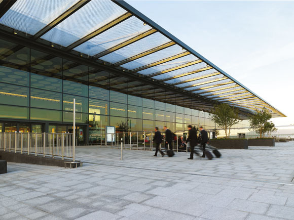 New extension lands at Heathrow