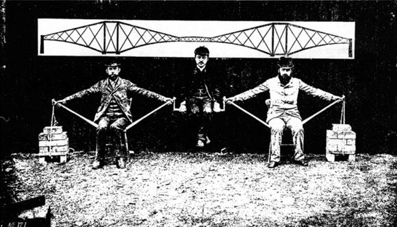 20 Years Ago: The Forth Bridge