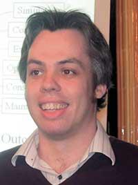 Dan Clipson of Arup