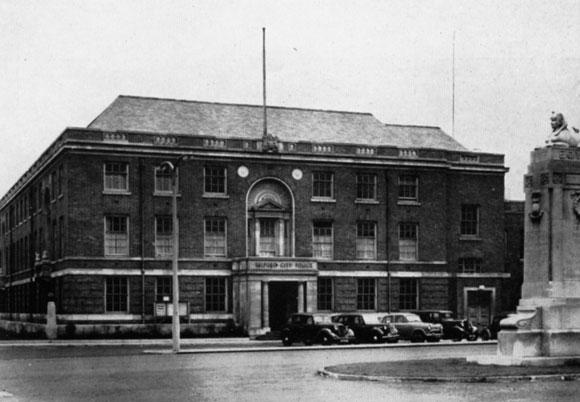 50 Years Ago: More Distinctive Buildings