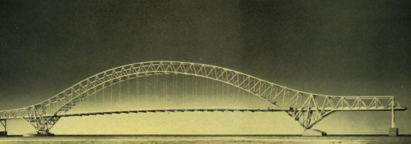 50 Years Ago: Runcorn-Widnes Bridge