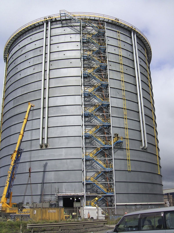 SSDA 2010 – Energy Recovery Plant, Corus, Port Talbot