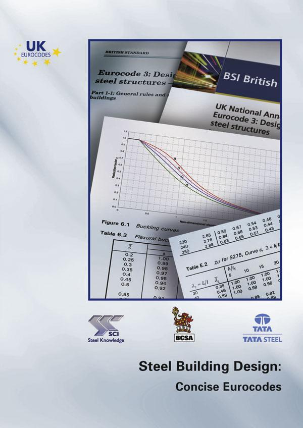 Steel Building Design: Concise Eurocodes