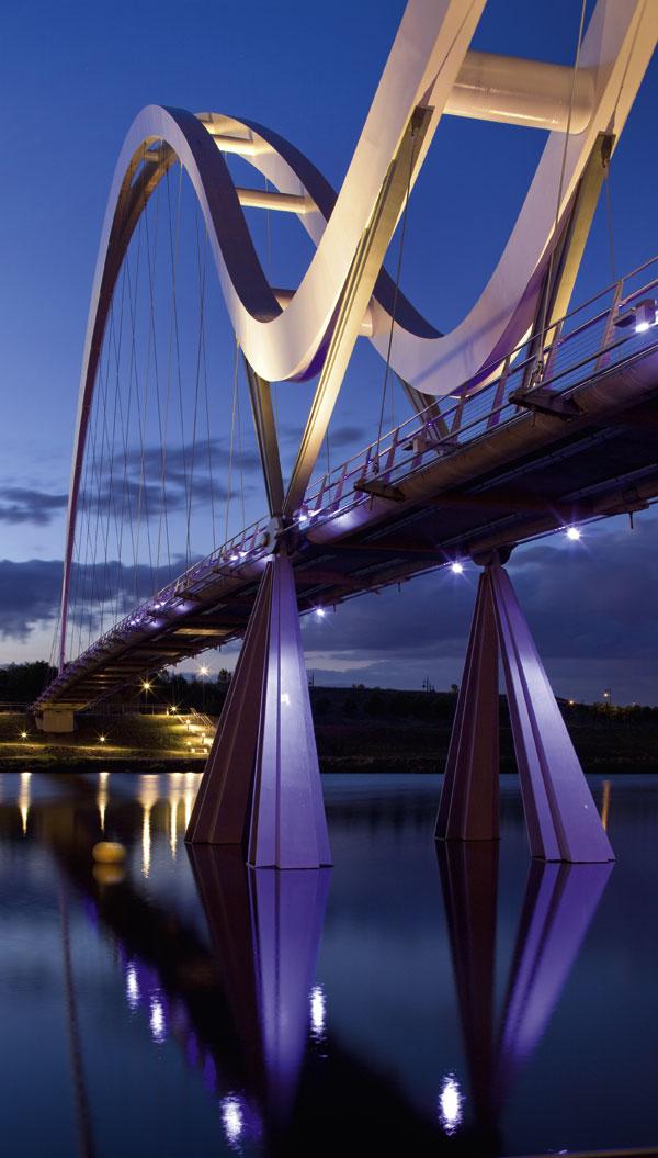 SSDA 2010 – The Infinity Footbridge, Stockton-on-Tees