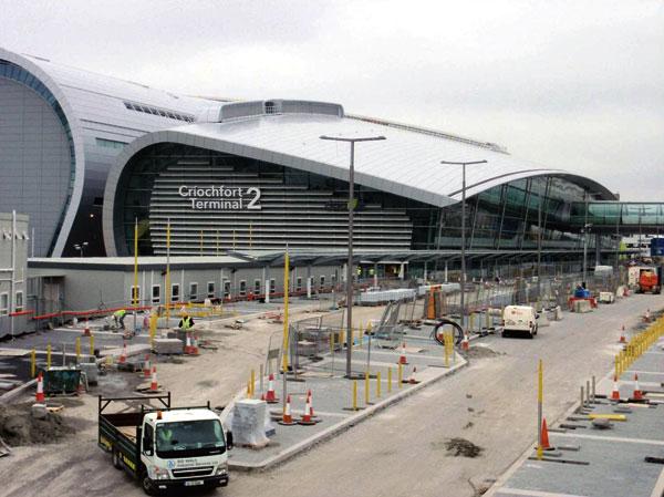 SSDA 2010 – Terminal 2, Dublin Airport