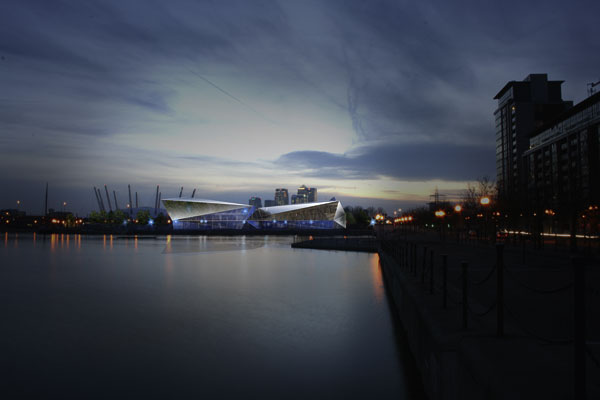 Sustainability centre for London's Docklands