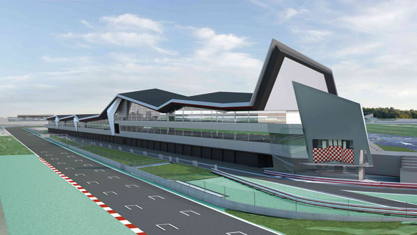 Steel flagged up at Silverstone