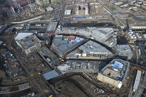 Expansion announced on Westfield Stratford City