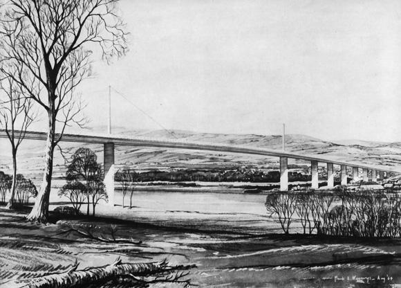 40 Years Ago: Erskine Bridge