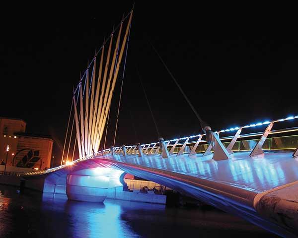 SSDA Award: The Footbridge, MediaCityUK