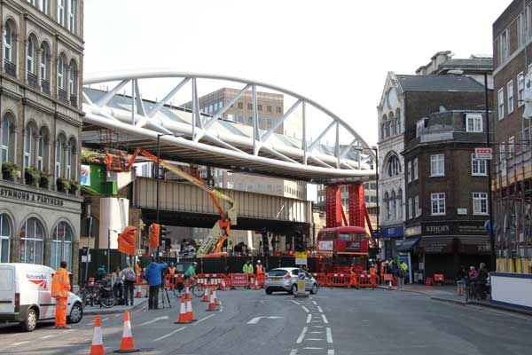 SSDA Commendation: Borough High Street Bridge, London
