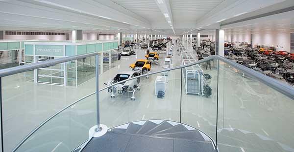 SSDA Commendation: McLaren Production Centre, Woking