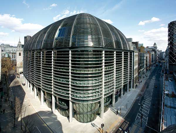 SSDA Commendation: The Walbrook Building, London