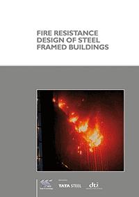 Fire resistance design of steel-framed buildings (P375)