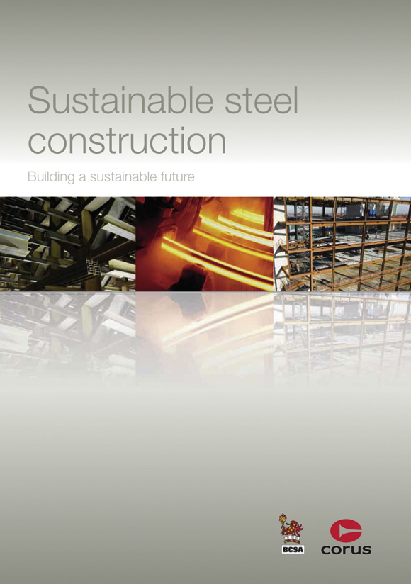 Sustainable future will be built on steel