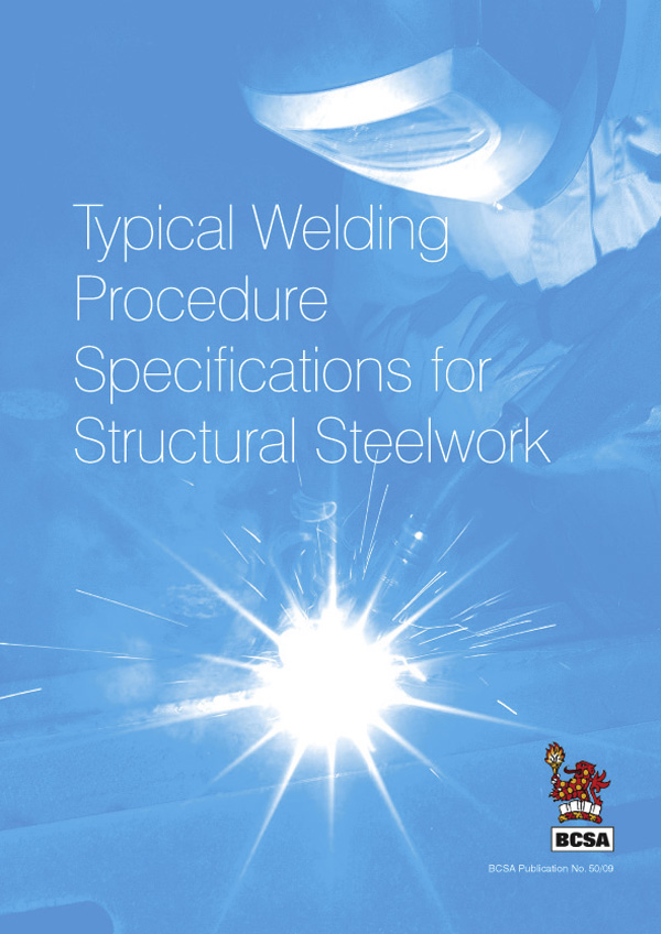 BCSA publishes welding guide