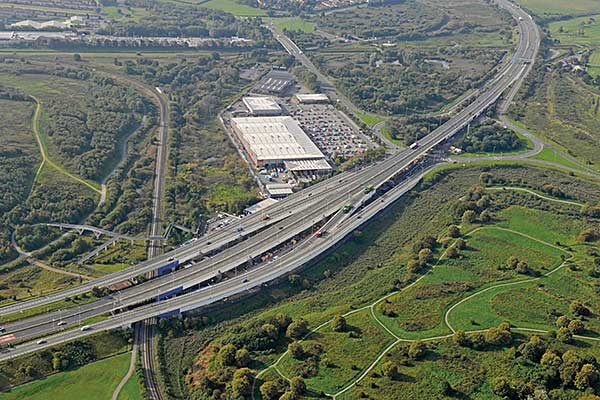 SSDA Award: M53 Bidston Moss Viaduct Strengthening