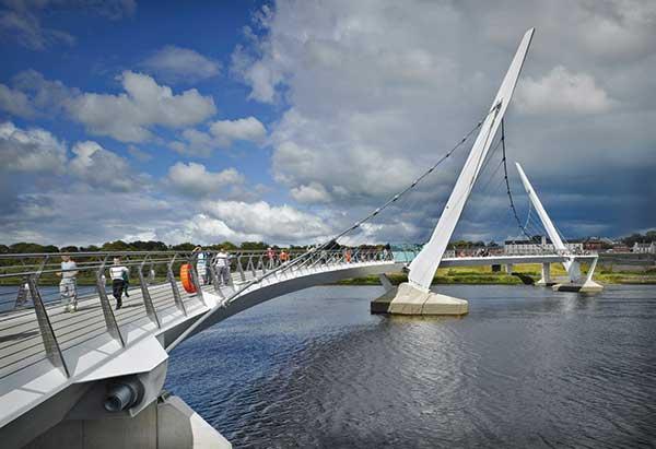SSDA Award: Peace Bridge, Derry-Londonderry