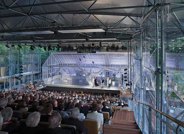 SSDA Commendation: Garsington Opera Pavilion, Wormsley