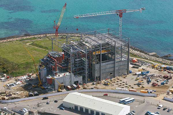 SSDA Commendation: Energy from Waste Facility, La Collette, Jersey