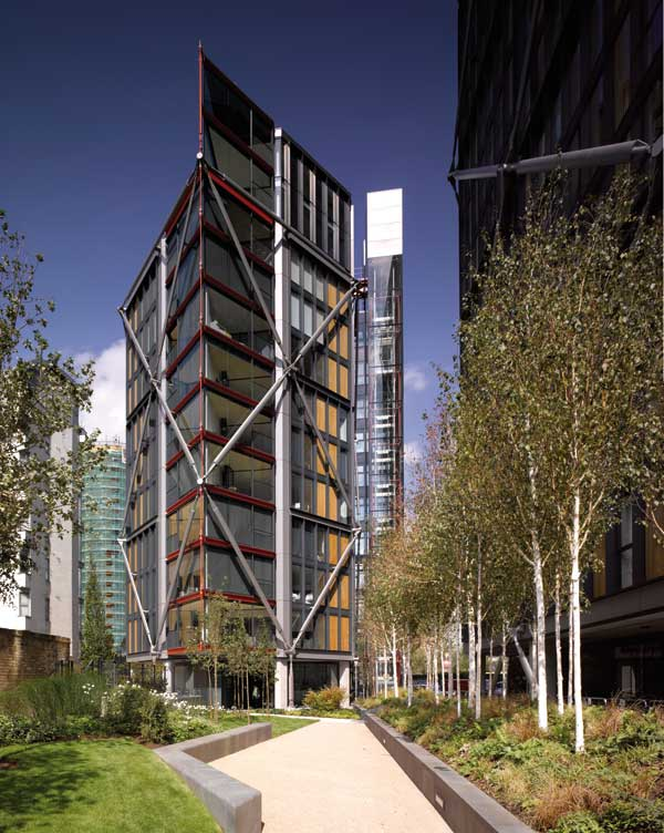 SSDA Commendation: NEO Bankside, London
