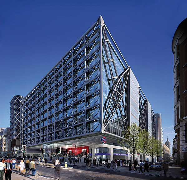 Cannon Street Station redevelopment on time