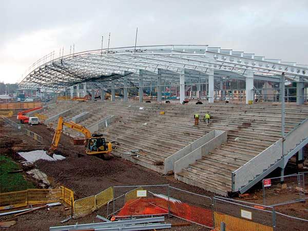 Chesterfield to kick off next season in new stadium
