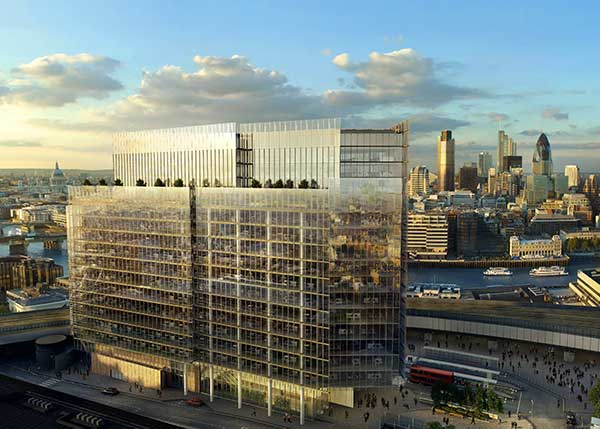 Topping out marks milestone for London Bridge Quarter