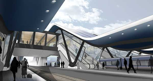 All change for Reading station redevelopment