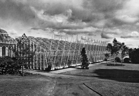 40 Years Ago: New plant houses have been built 'inside out'