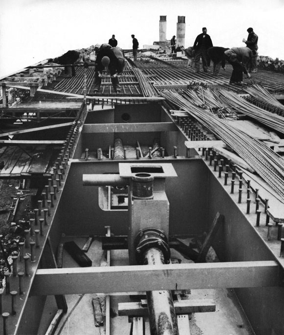40 Years Ago: Separating the Mersey Tunnel