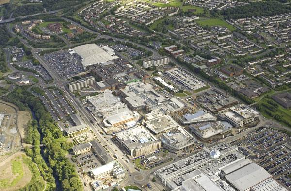 Major Scottish retail development