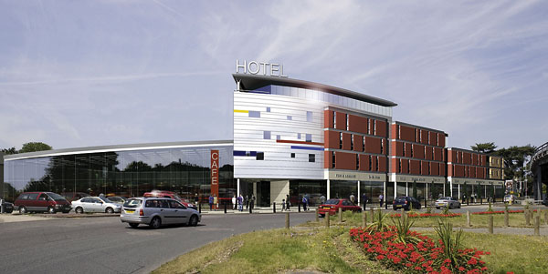 Hotel and retail project will rejuvenate Chelmsford town centre