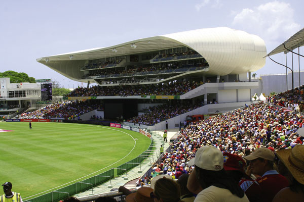 SSDA 2008 – The Worrell, Weekes and Walcott Stand, Kensington Oval, Barbados
