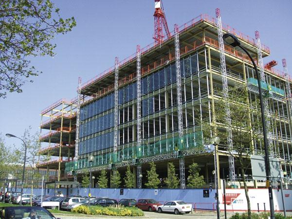 Office development nearing its pinnacle