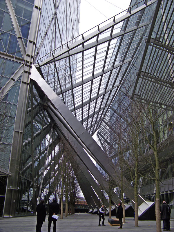 SSDA 2009 – 201 Bishopsgate and the Broadgate Tower, London