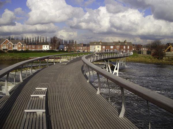 SSDA 2009 – Castleford Footbridge
