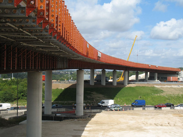 SSDA 2009: A2/A282 Dartford Improvement Scheme