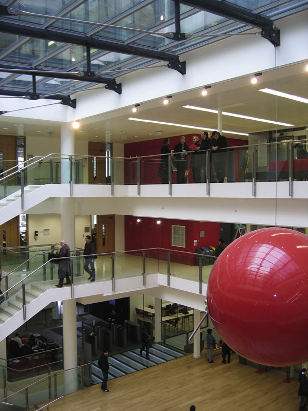 SSDA 2009 – New Academic Building, London School of Economics & Political Science