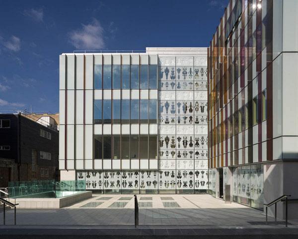 SSDA 2009 – Oxford University Biochemistry Building