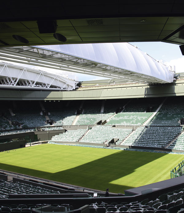 SSDA 2009 – Wimbledon Centre Court Redevelopment, London