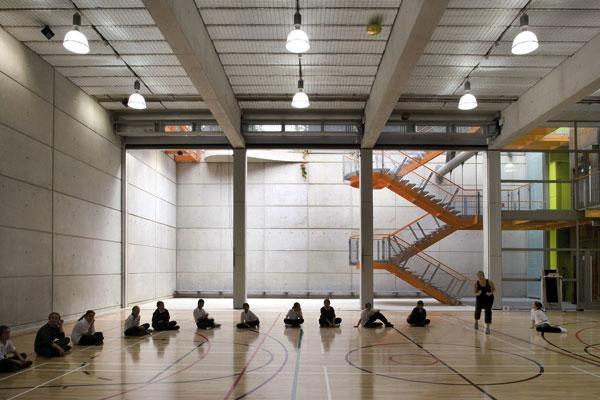 SSDA 2008 – Steel Wing, St Marylebone CE School, London