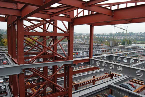 Steel shows worth in congested Cork