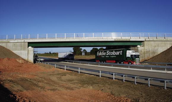 Bridges will keep the traffic flowing