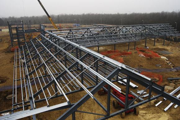 Flexible steel gets clean bill of health