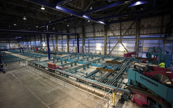 Allslade installs advanced fabrication line