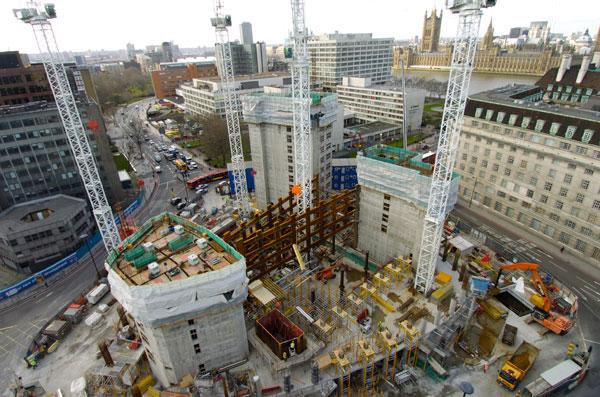 London's new landmark hotel