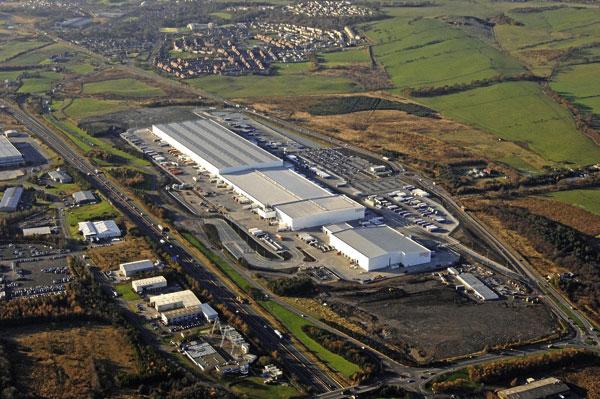 Retail giant gets mega distribution centre