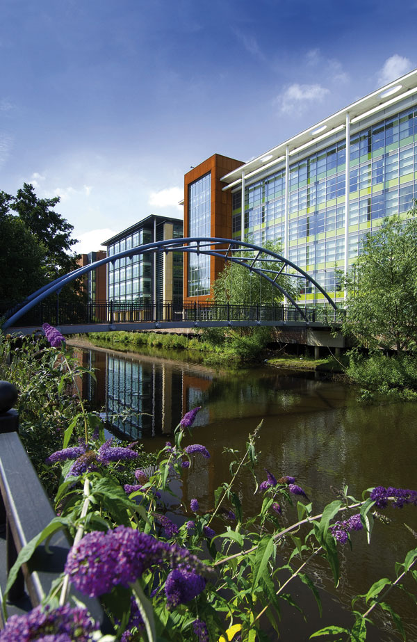Home Office gives sustainable supplier award for Vulcan House